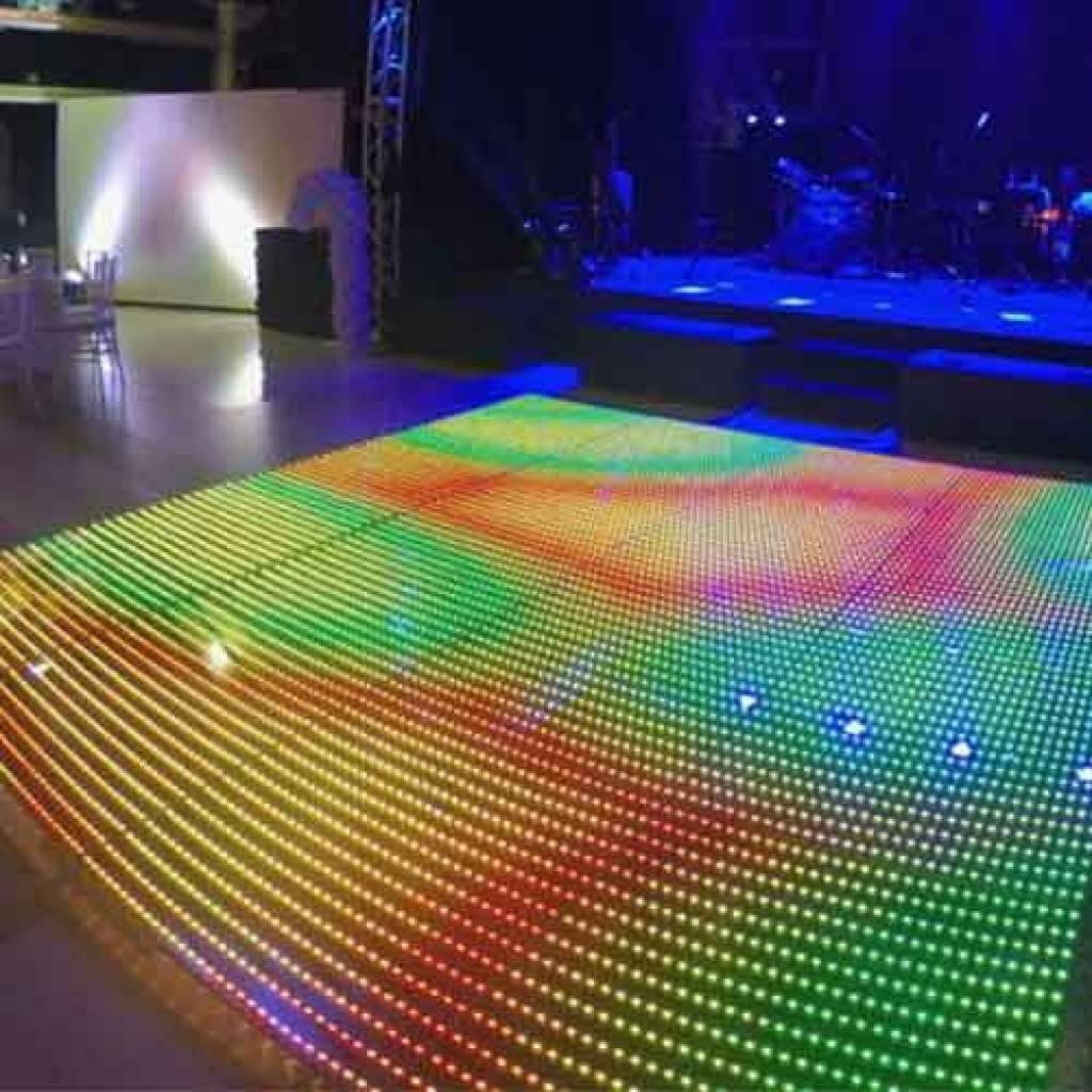 DDR Eventos - Locação de moveis led 4