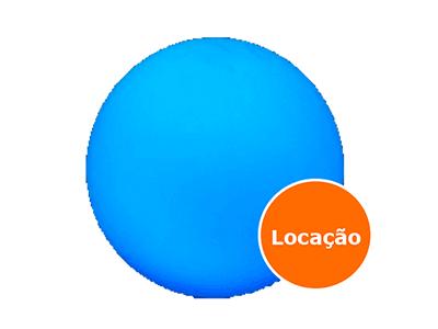 Esferas de led - 50cm - para Piscina - LOCAÇÃO 1