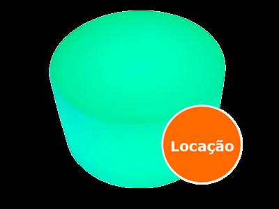 Locação de Mesa Neon para festas 5 mesa baixa de led locacao 400x300