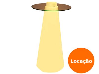 DDR Eventos - Locação de móveis led, puff de led 5 mesa bistro cone locacao 400x300 2