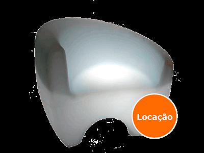 Móveis Led - Puffs, Mesas, Esferas, Poltronas, Balcões 6