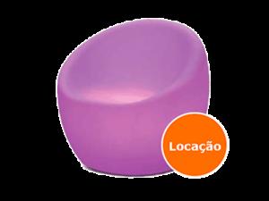 Móveis Led - Puffs, Mesas, Esferas, Poltronas, Balcões 5 poltrona led locacao 400x300