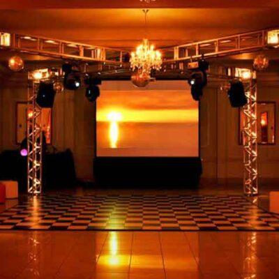Dj, som e Iluminação para festas 7 7508744178 KIT 5 dj som e iluminação 4