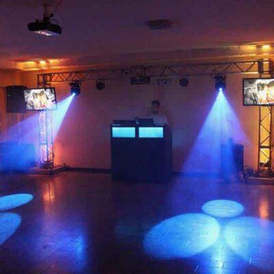Dj, som e Iluminação para festas 6 7508904746 KIT 4 dj som e iluminação 5