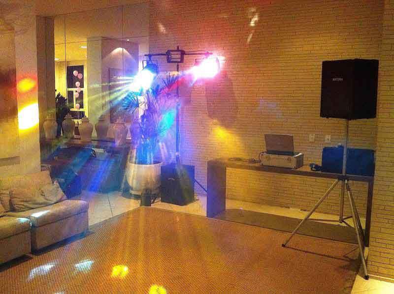 KIT 1 - Dj, som e iluminação (60 pessoas) - LOCAÇÃO 1 7508974723 KIT 1 dj som e iluminação 10