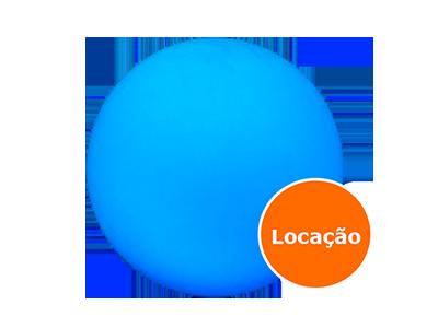 Esferas de Led de 50 cm para piscina  - Locação 1
