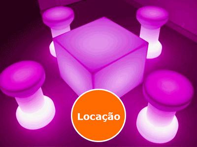 Lounge Box Carretel - Locação 1