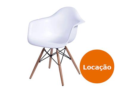 Poltronas disponíveis para Locação 2 poltrona fixa dkr madeira