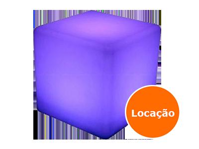 DDR Eventos - Locação de móveis led, puff de led 3 puff de led quadrado 400x300 1