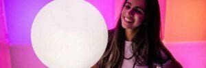 Obrigado!! 8 ensaio fotografico neon